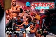 3D Streets of Rage 2 Nintendo 3DS Screen 1