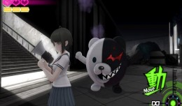 DanganRonpa Another Episode  Ultra Despair Girls screen logo