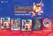 Disgaea 5 collector logo