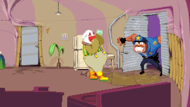 Dropsy the clown Screen 4