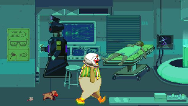 Dropsy the clown Screen 5