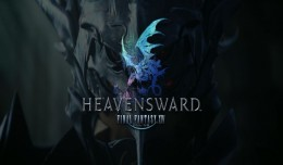 Final Fantasy XIV Heavensward Test Review Logo
