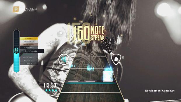 Guitar Hero Live Premium Show Black Veil Screen 2