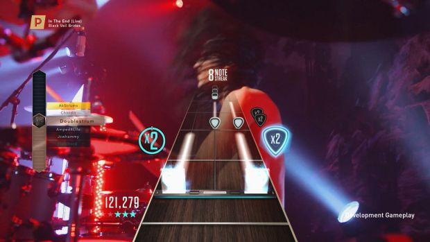 Guitar Hero Live Premium Show Black Veil Screen 3