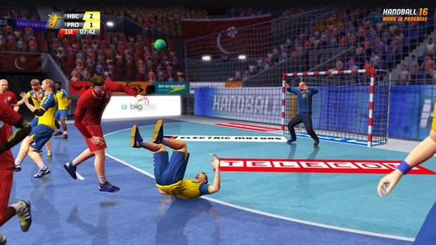 Handball 16 bigben screen 2