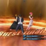 Le burst final est différent en fonction du personnage, mais sa maîtrise est primordiale pour gagner