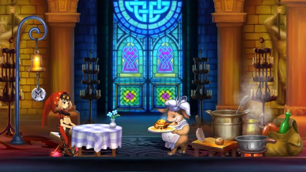 Odin Sphere Leifthrasir Screen 2