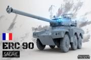 erc sagaie armored warfare logo final