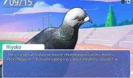 hatoful boyfriend playstation 4 logo