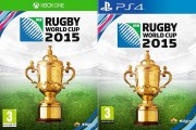 rugby world cup 2015 jaquette logo
