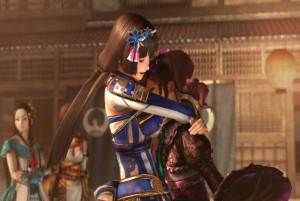 samurai warriors 4-II characters logo