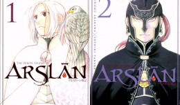 the heroic legend of arslan tome 1 & 2 critique