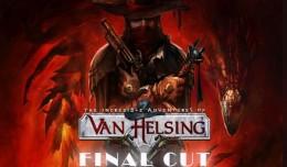 the incredible adventures of van helsing final cut logo