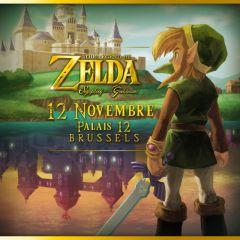 The Legend of Zelda: Symphony of the Goddesses à Bruxelles!