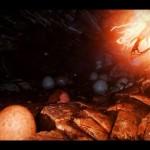 """""""Se sentir apeuré dans les sombres cavernes, et se réjouir quand vous émergez d'une effrayante tombe et que vous assistiez à un magnifique lever de soleil..."""""""