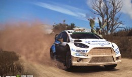 wrc 5 gameplay logo