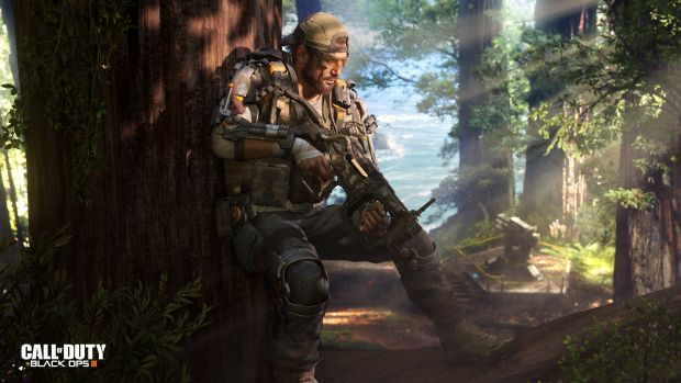 Call of Duty Black Ops 3 Specialist Nomad