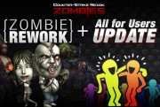 Counter Strike Nexon Zombies Rework Logo