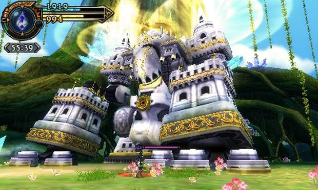 Final Fantasy Explorers Alexander Eidolon