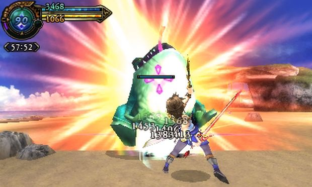 Final Fantasy Explorers Bartz