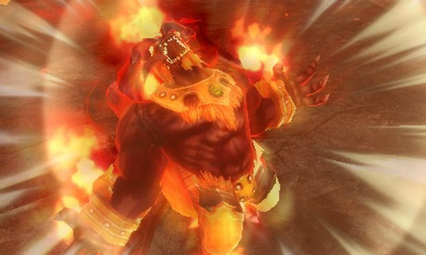 Final Fantasy Explorers Eidolon Ifrit