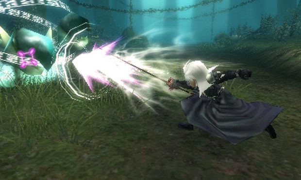 Final Fantasy Explorers Transe Sephiroth