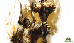Guild Wars 2 Heart of Thorns Berserker Logo