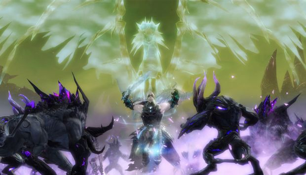 Guild Wars 2 Heart of Thorns Heraut Screen 1