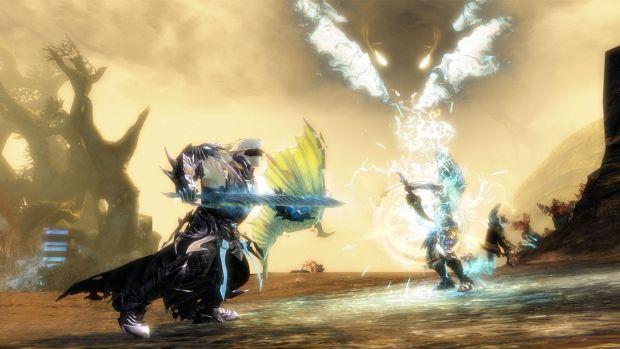 Guild Wars 2 Heart of Thorns Heraut Screen 7