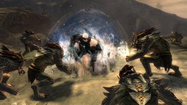Guild Wars 2 Heart of Thorns Heraut Screen 8