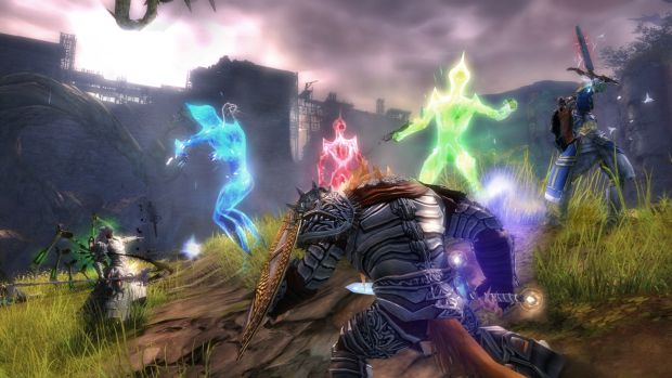 Guild Wars 2 Heart of Thorns Raid Screen 5