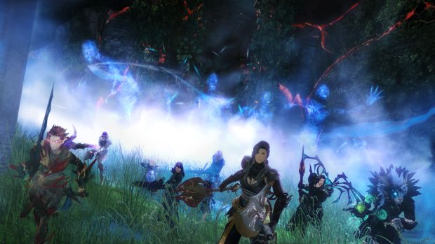 Guild Wars 2 Heart of Thorns Raid Screen 7