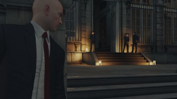 Hitman Gamescom Screen 2