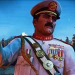 Le général Di Ravello est l'homme à abattre dans cet épisode. La parfaite caricature du dictateur à l'impeccable moustache!