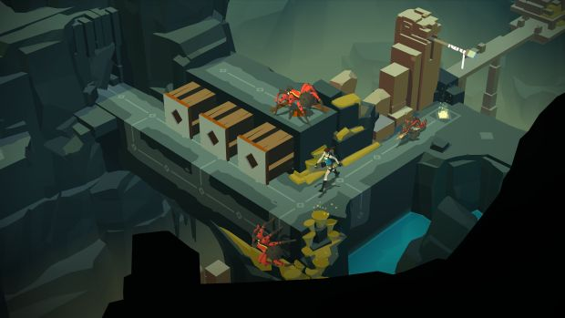 Lara Croft GO Screen 3