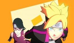 Naruto Shippuden Ultimate Ninja Storm 4 Retard Logo