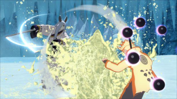 Naruto Shippuden Ultimate Ninja Storm 4 Retard Screen 3