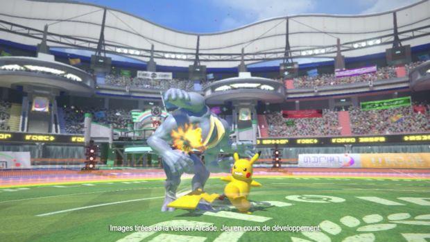 Pokkén Tournament Wii U Screen 2