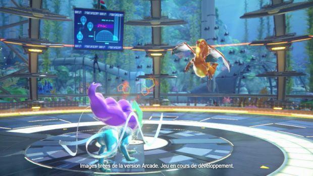 Pokkén Tournament Wii U Screen 3