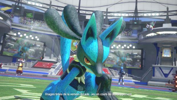 Pokkén Tournament Wii U Screen 4
