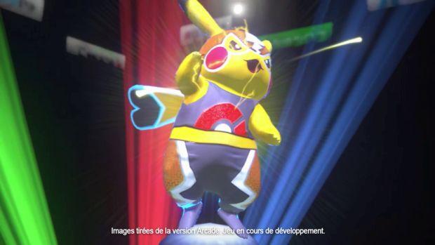 Pokkén Tournament Wii U Screen 9