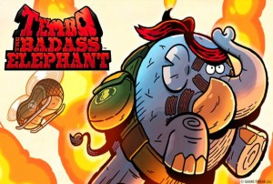 Tembo the badass elephant test review Logo