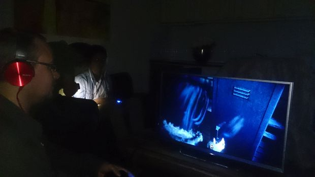 Until Dawn Preview Event Screen 3