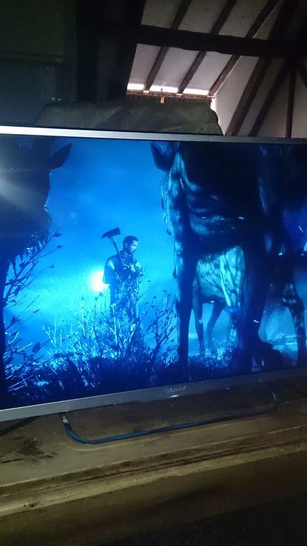 Until Dawn Preview Event Screen 5