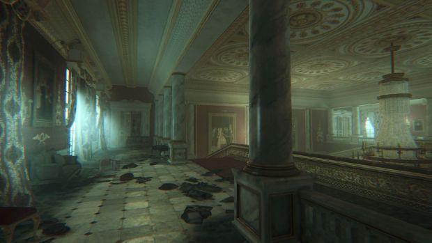 ZOMBI Playstation 4 Xbox One screen 1