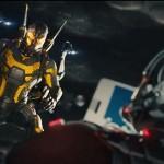 """Scott Lang devient ANT-MAN mais récupère par là-même un ennemi de """"taille""""!"""