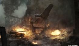 armored warfare world on fire screen 1