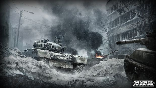 armored warfare world on fire screen 4