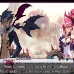 Killia et Seraphina, unis pour vaincre le Dark Void... et en français!