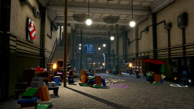 lego dimensions ghostbusters 1